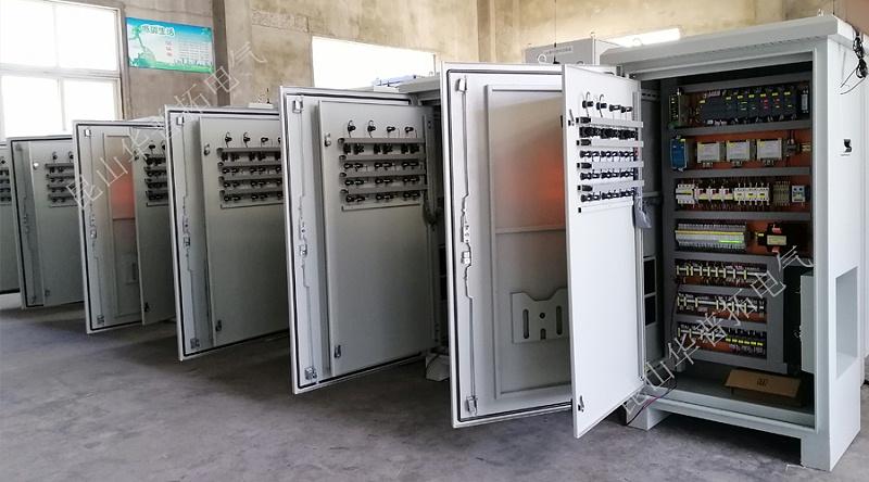苏州PLC控制柜 编程设计 生产厂家 华普拓电气 昆山华普拓