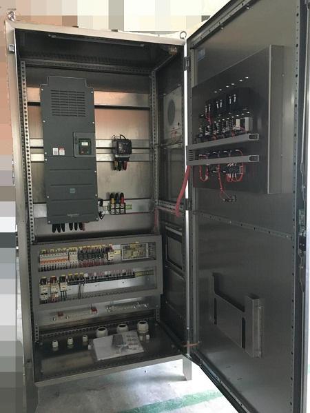 施耐德变频器不锈钢控制柜