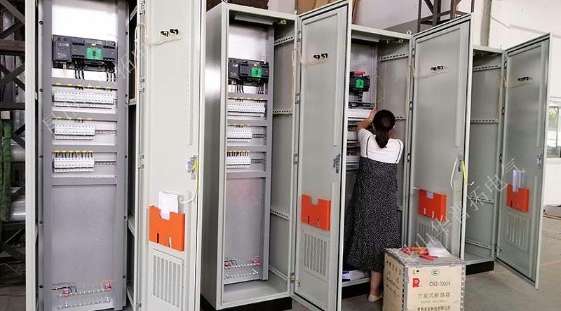 孝义2*350MW煤发电工程双电源柜
