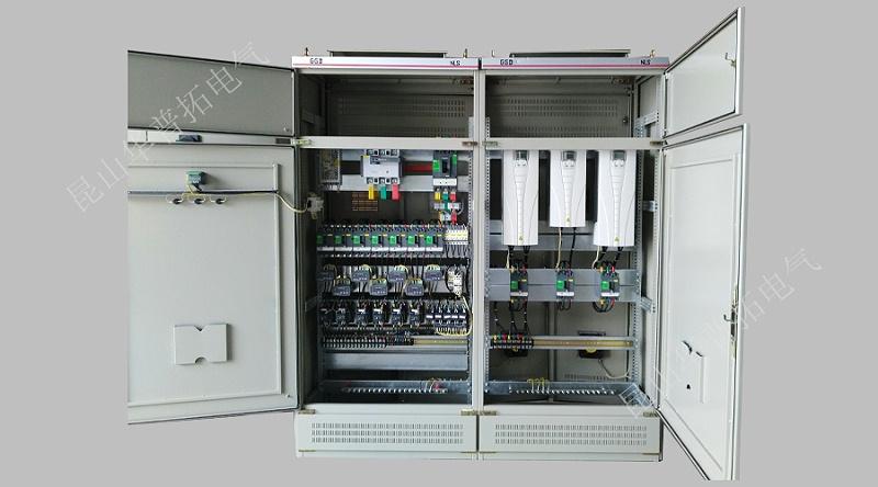 GGD柜式变频器柜