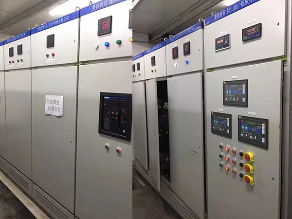 工业制氧设备中控系统PLC控制柜系统