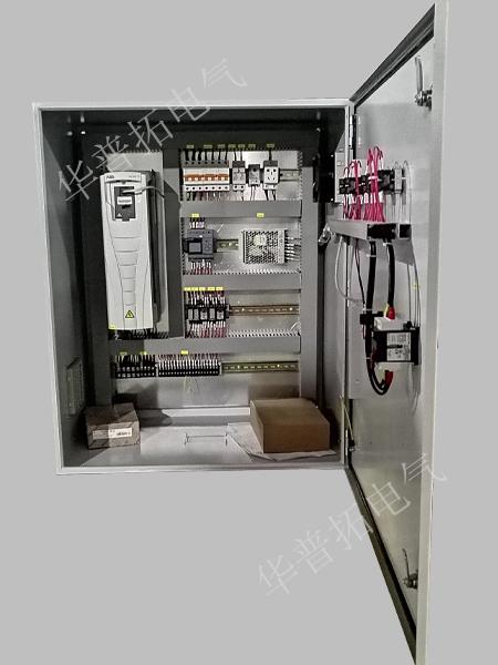 7.5KW变频风机控制箱