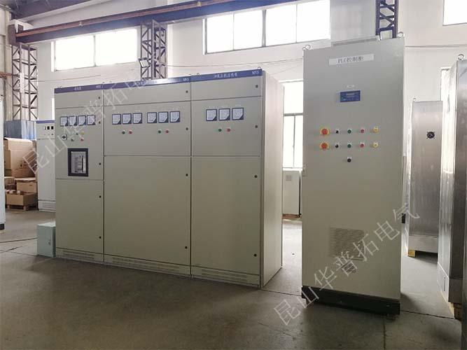 PLC控制柜系统 编程设计