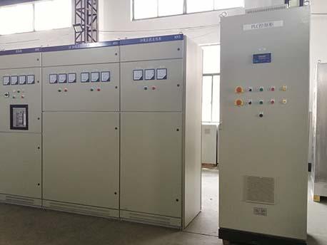 制氧机设备PLC控制柜系统