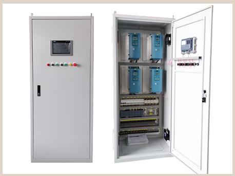 苏州plc变频控制柜外观图