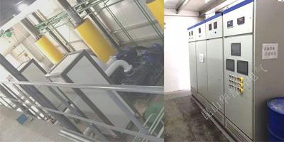 环保节能型电气自动化控制系统的控制功能