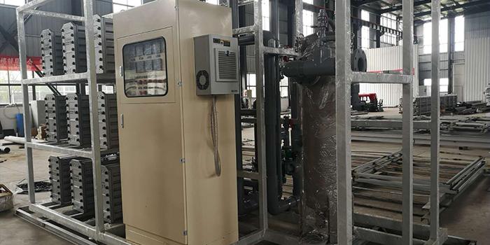 EDI电源柜在纯水处理中的应用