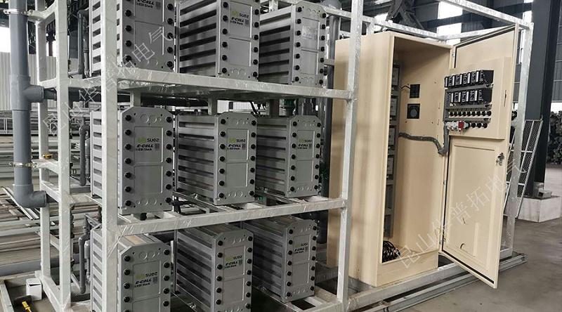 EDI电源柜应用现场
