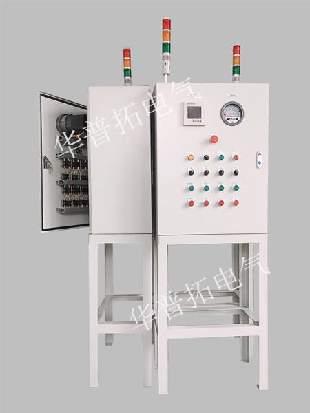 华普拓电气生产的带支架5.5KW控制箱