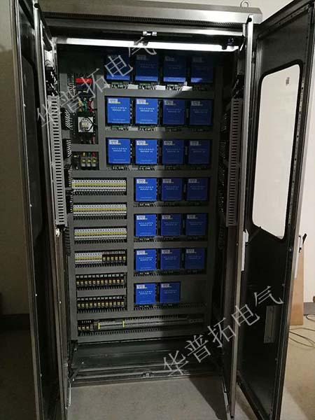 不锈钢EDI电源柜内部