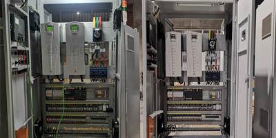 锅炉节能控制柜及自动化变频控制系统