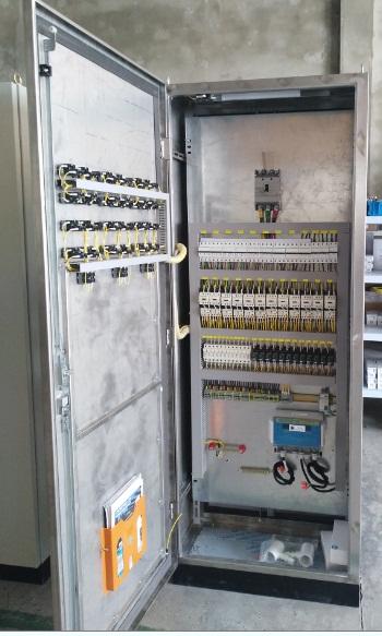 生态绿化电控柜