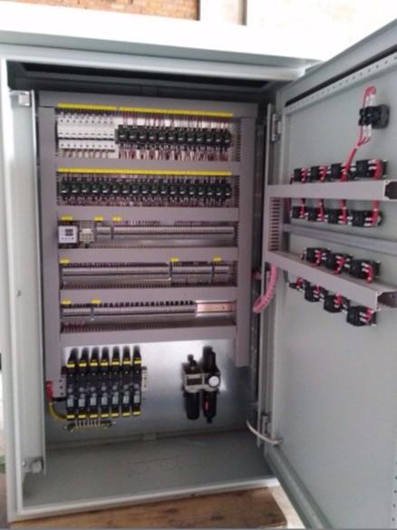 水处理电控箱