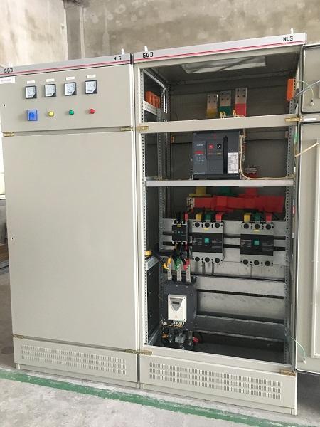 污水处理设备软启动柜