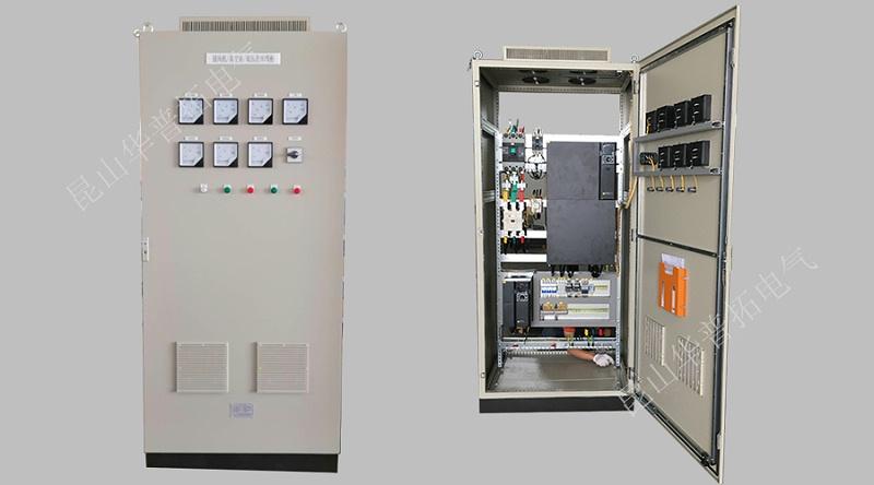 变频器控制柜外形图