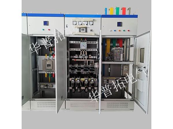 造纸厂制氧设备软启动控制柜应用案例