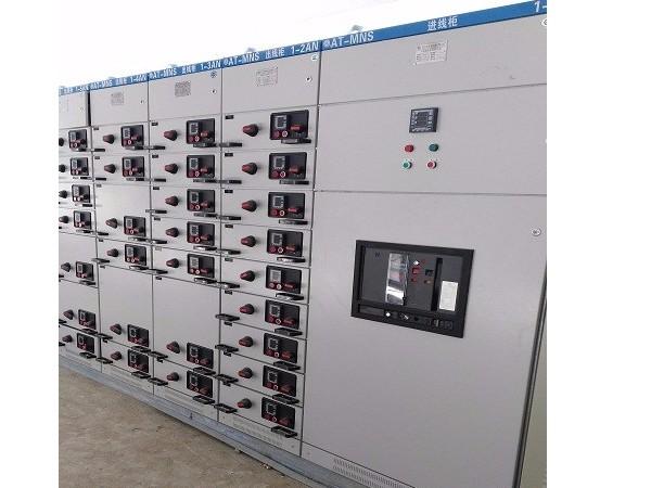 苏州赫瑞特新建厂房低压配电案例