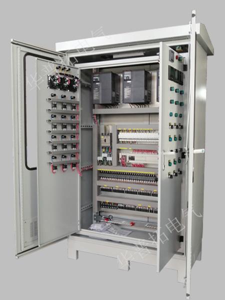 软化水处理系统电控柜