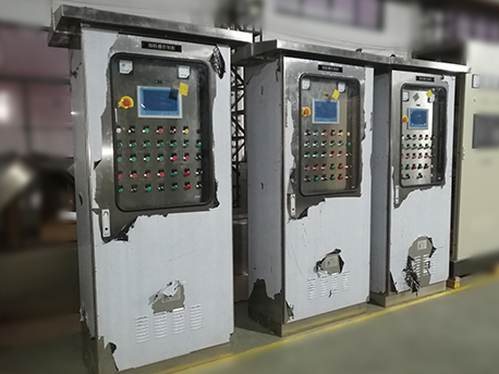 细格栅控制柜帮助污水处理系统清洁水源