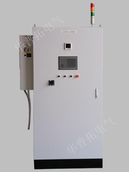 110KW集尘变频柜带空调