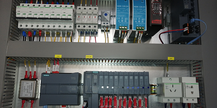 plc自控系统柜 plc编程 生产厂家 昆山华普拓电气有限公司