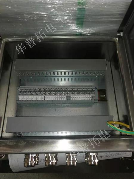 IP66户外端子接线箱