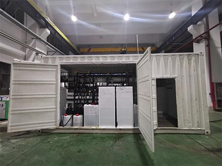 天津海淡水处理系统