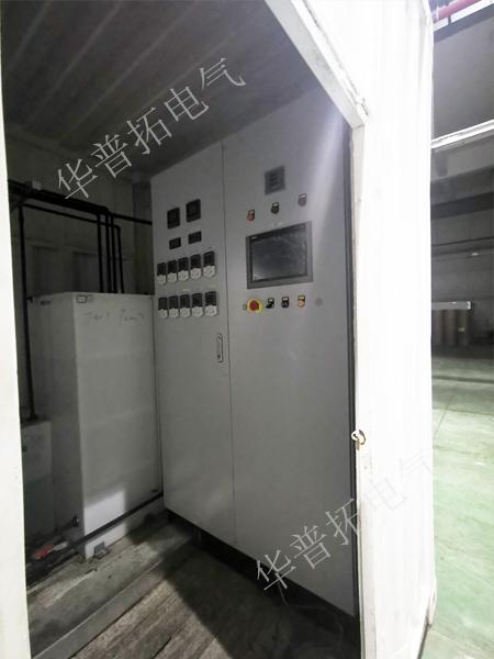 天津海淡水处理系统plc变频控制柜