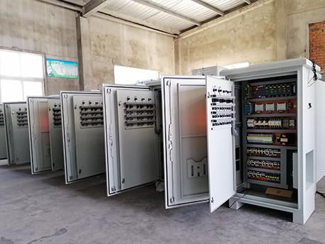 无锡智能设备plc自控系统柜 远程监控系统柜