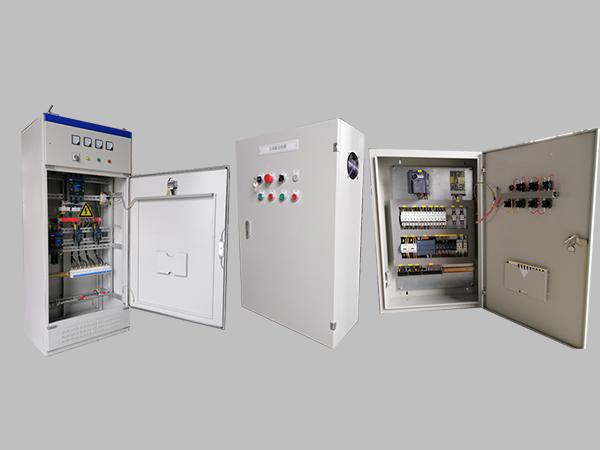 新冠疫情期间灭菌消毒加速器设备电气控制柜案例