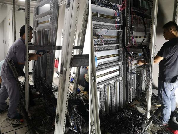 苏州plc电气柜改造项目案例
