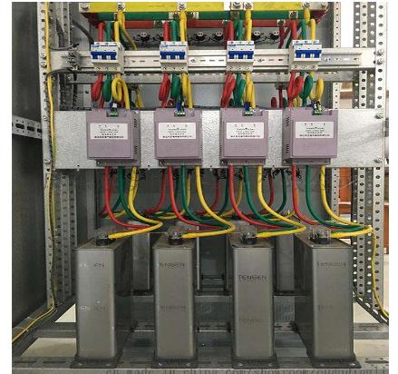 电容补偿柜一次电缆制作相关事项