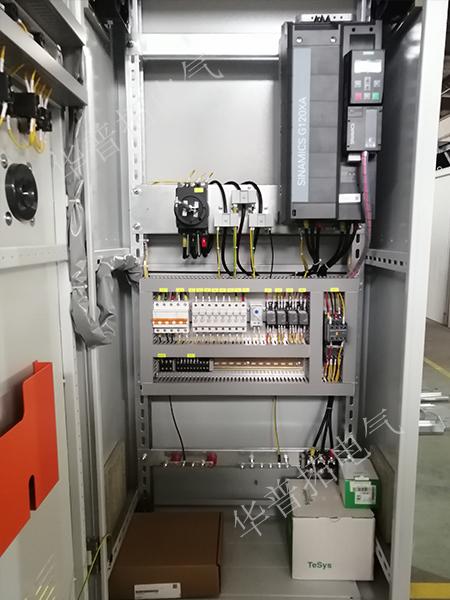 后烘排气收集系统控制柜