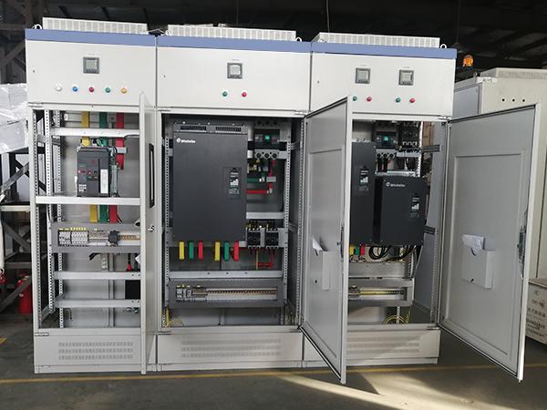晋鑫项目制氧设备220KW真空泵启动柜系统