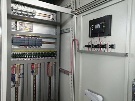 晋鑫项目制氧设备PLC控制柜