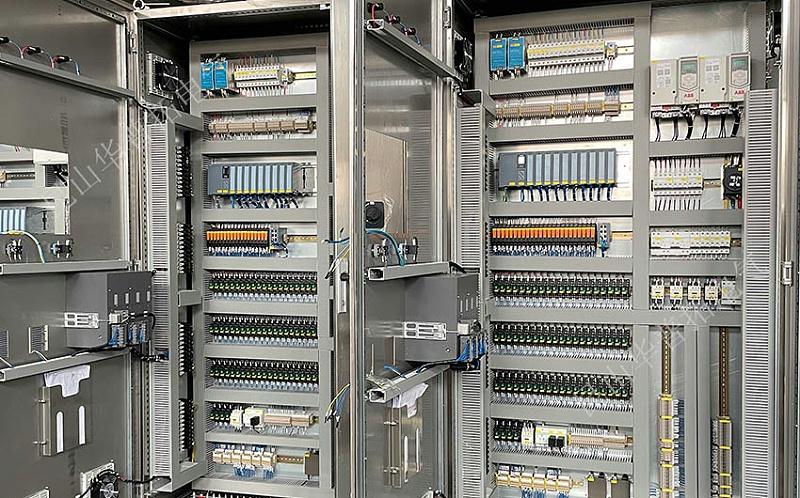 华普拓电控柜为国药疫苗生产设备提供动力支持