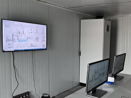 淮安活性炭设备plc远程控制监控系统