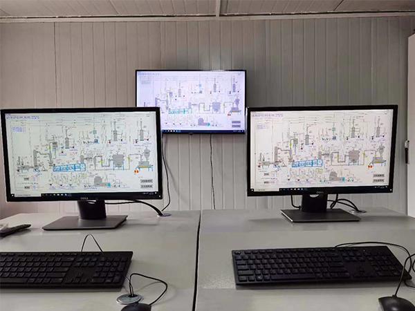 淮安活性炭设备plc远程控制监控系统案例