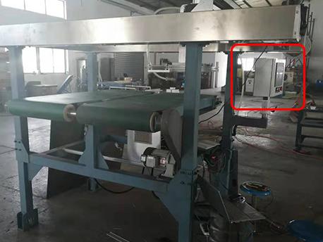 华海药业制药除尘HV清扫中央集尘系统项目现场