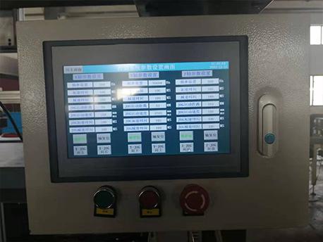HV清扫中央集尘系统控制柜