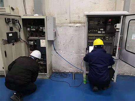 华普拓电气为苏州巴塞尔公司进行电气柜升级改造