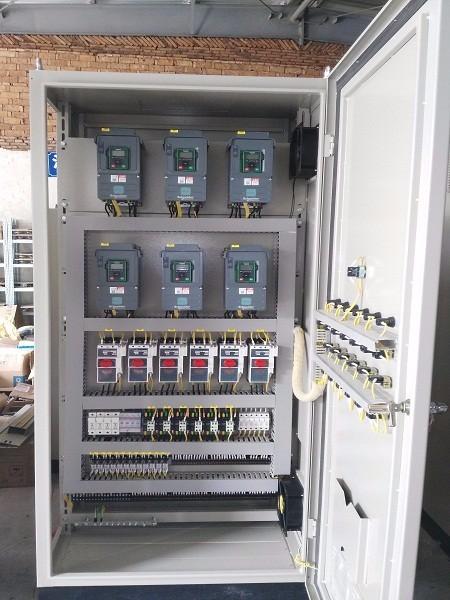 Schneider变频器柜