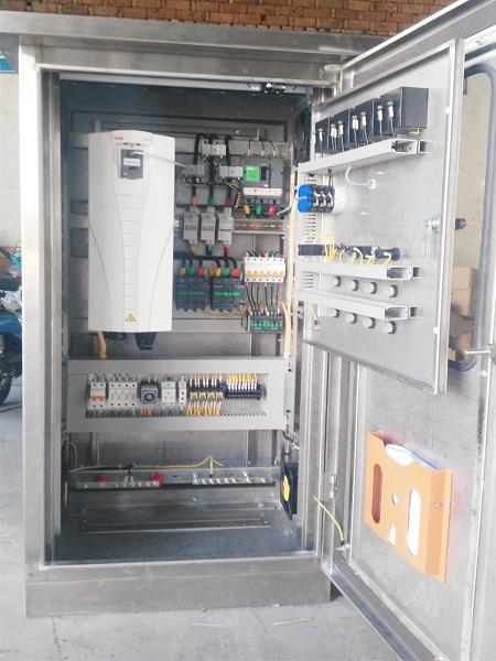 升压泵变频器柜