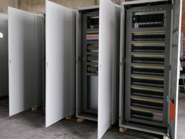 中石化珠海三期改造项目DCS电控柜案例