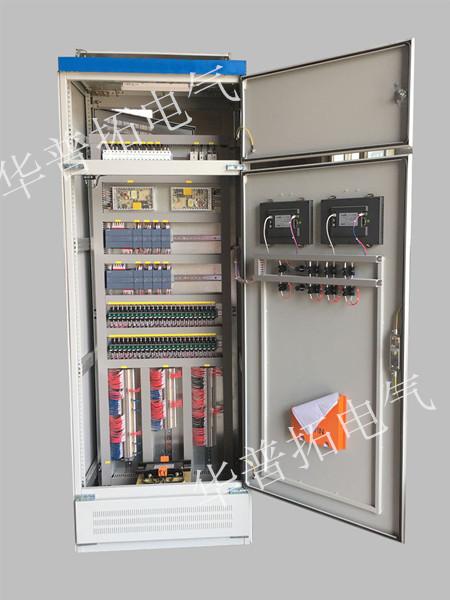 双触摸屏PLC控制柜