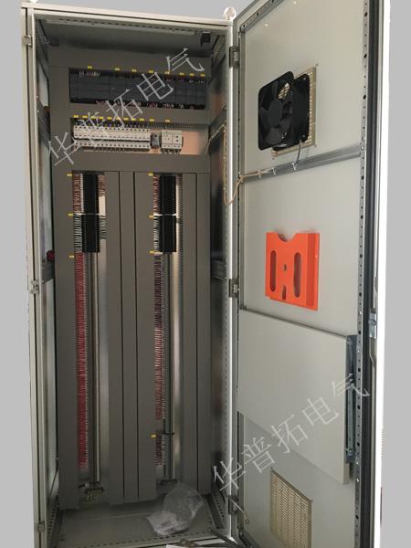 推杆进料plc控制柜