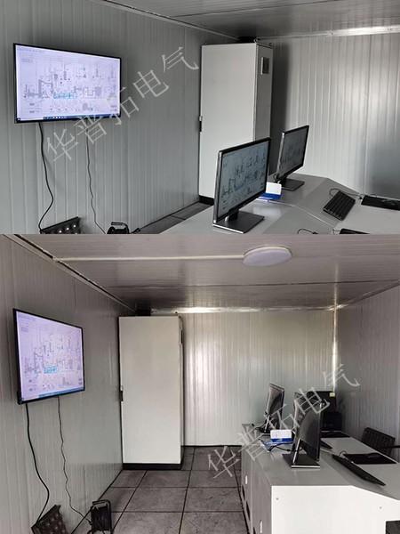 活性炭设备plc远程控制监控系统