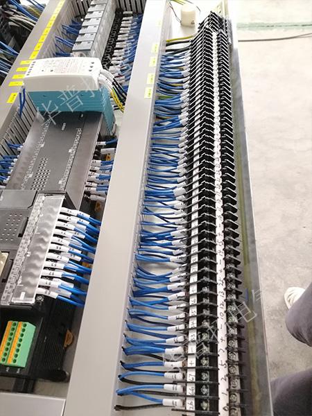 士林变频控制箱安装板