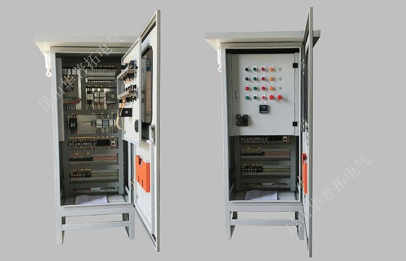 昆山华普拓生产的在线式软启动柜