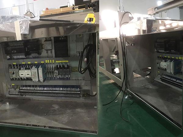 20套机械设备电控板项目--电气控制板生产厂家